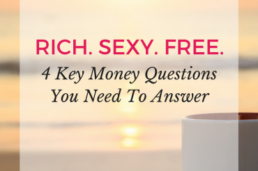 4 Key Money Questions You Need To Answer