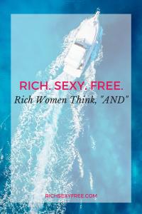 RichWomenThinkAnd