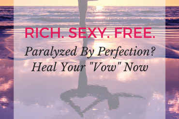 Are You Paralyzed By Your Quest For Perfection?