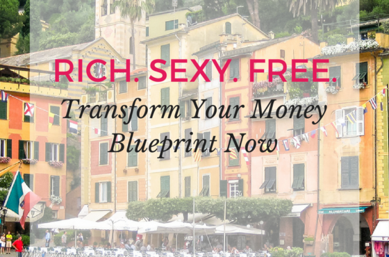Transform Your Money Blueprint Now