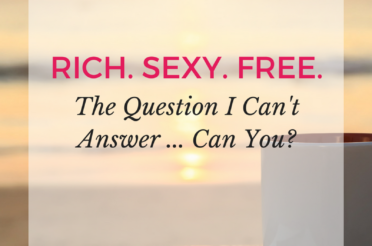 The Question I Can't Answer … Can You?