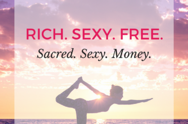 Sacred. Sexy. Money.