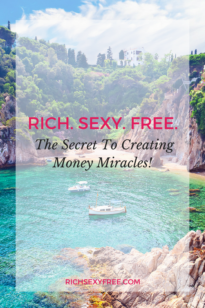 The Secret To Creating Money Miracles!
